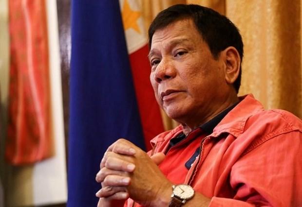 Tong thong Philippines len ke hoach tham Trung Quoc, Nhat Ban hinh anh 1