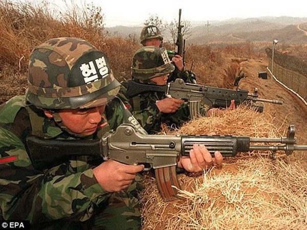 Trieu Tien canh bao Han Quoc dang tien hanh chien tranh tam ly hinh anh 1