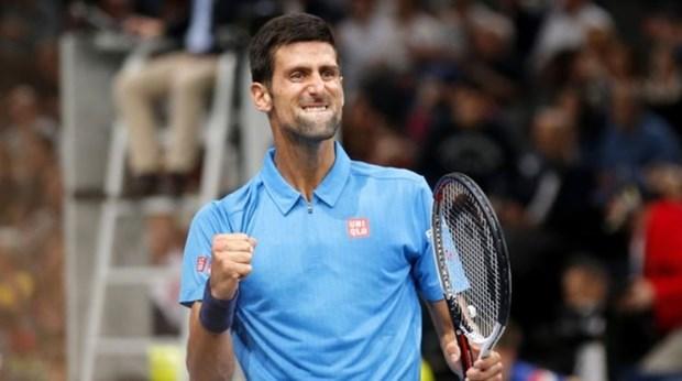 Paris Masters: Djokovic va Murray vao tu ket, Nishikori bi loai hinh anh 1
