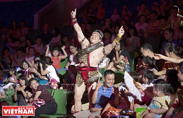 """Chang Thach Sanh"" va so thich chinh phuc nhung con tran lon hinh anh 6"