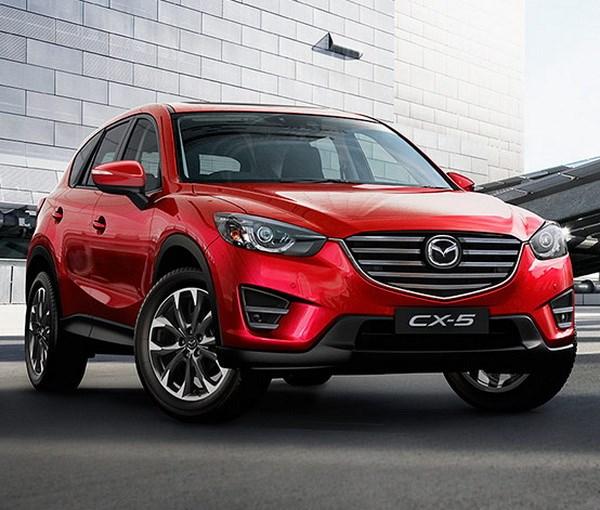 Mazda quyet dinh tham gia vao phan khuc xe oto dien tai My hinh anh 1