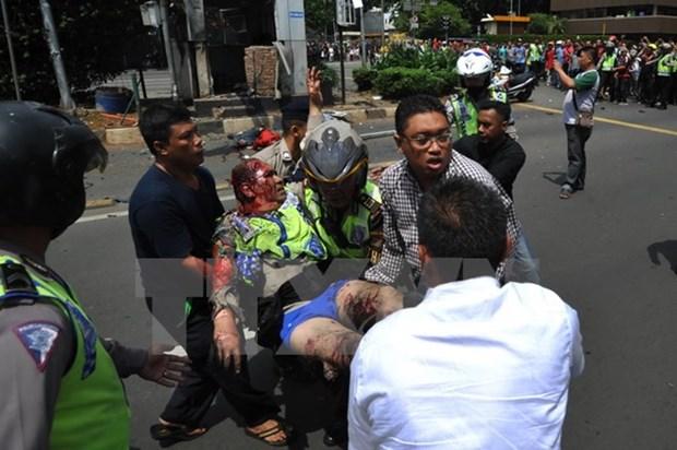 Indonesia ket an phan tu dinh liu den loat vu tan cong o Jakarta hinh anh 1