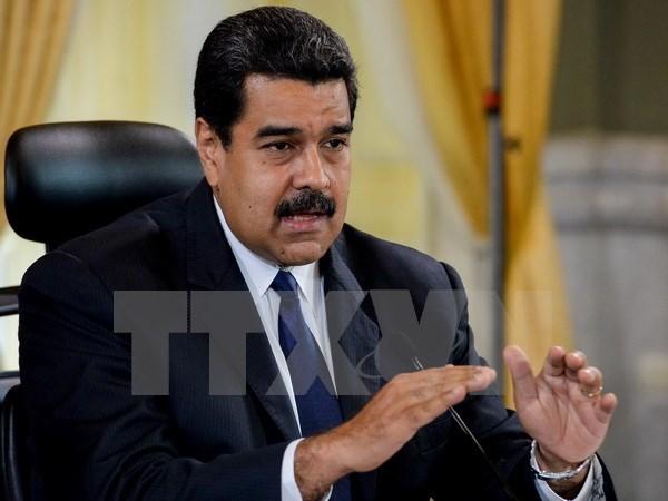 Chinh phu Venezuela to cao ke hoach dao chinh cua phe cuc huu hinh anh 1