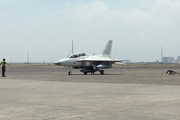 Quan doi Philippines nhan them 2 may bay FA-50 tu Han Quoc hinh anh 1