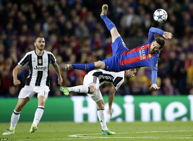 Barcelona cam lang tai Nou Camp, Juventus thang hoa phong ngu hinh anh 3