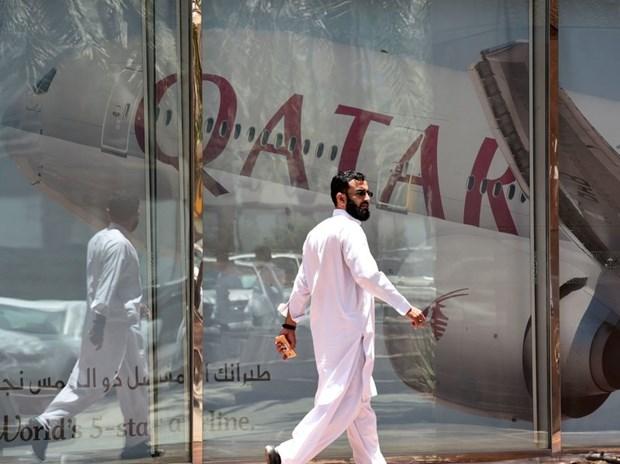 Qatar va cac nuoc lang gieng co the mat hang ty USD do cang thang hinh anh 1