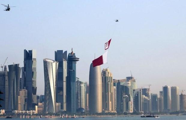 Tho Nhi Ky: Cuoc khung hoang Qatar gay ton hai toi the gioi Hoi giao hinh anh 1