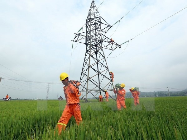He thong dien quoc gia duoc bo sung them 560 MW cong suat hinh anh 1