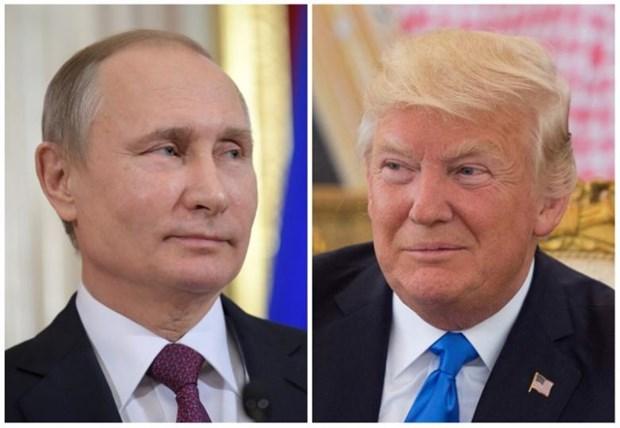 Nga-My chuan bi cho cuoc gap quan trong giua ong Putin va Trump hinh anh 1