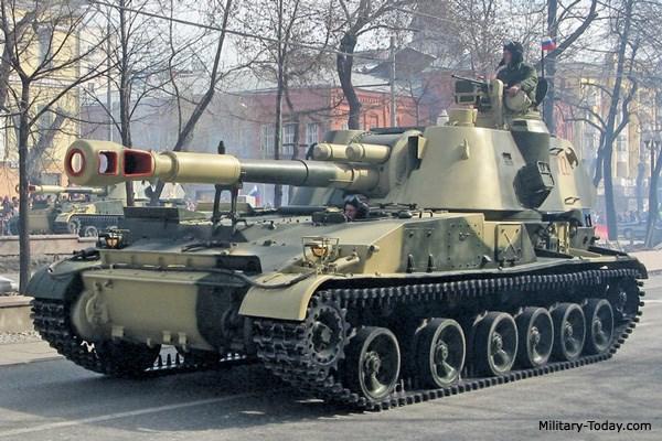 400 binh sy Nga tham gia tap tran phao binh tai Abkhazia hinh anh 1