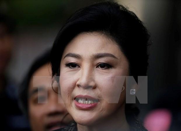 Tu lenh Luc quan Thai Lan len tieng ve vu ba Yingluck bo ra nuoc ngoai hinh anh 1