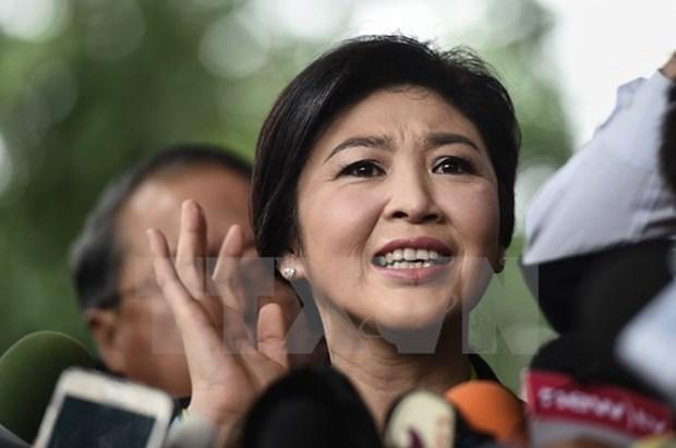 Thai Lan van chua xac dinh duoc tung tich cua ba Yingluck hinh anh 1