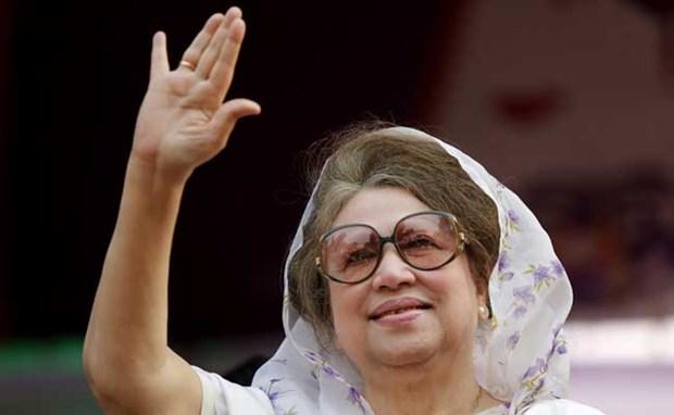 Toa an Bangladesh ra lenh bat giu cuu Thu tuong Khaleda Zia hinh anh 1