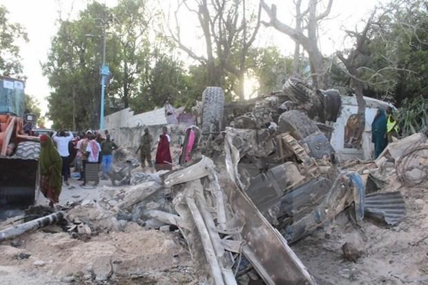 Nhieu tay sung Al-Shabaab bi tieu diet trong vu khong kich o Somalia hinh anh 1