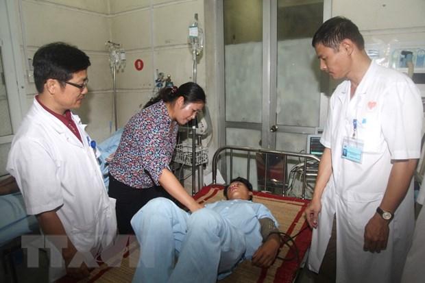 Quang Ninh: Chu quan khi an so bien, 2 nguoi liet toan than hinh anh 1