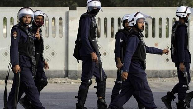 Bahrain tang an ninh sau khi tuyen an tu hinh 6 nguoi Hoi giao Shi'ite hinh anh 1