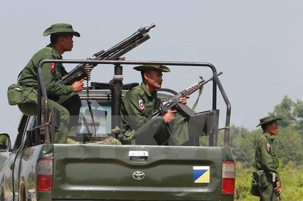 Myanmar gia han gioi nghiem tai Bac Rakhine de tang cuong an ninh hinh anh 1