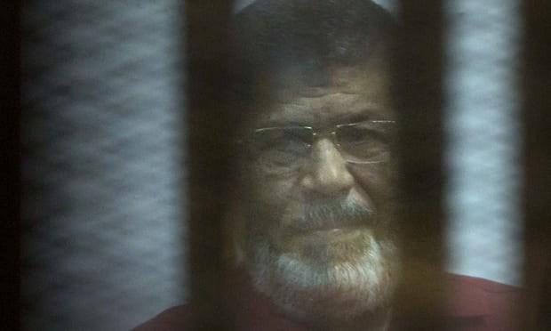 Toa an Ai Cap tiep tuc ket an Tong thong bi lat do Mohammed Morsi hinh anh 1
