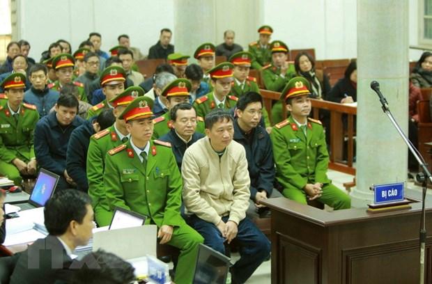 Xet xu Trinh Xuan Thanh: Dun day trach nhiem vu Hop dong EPC so 33 hinh anh 1