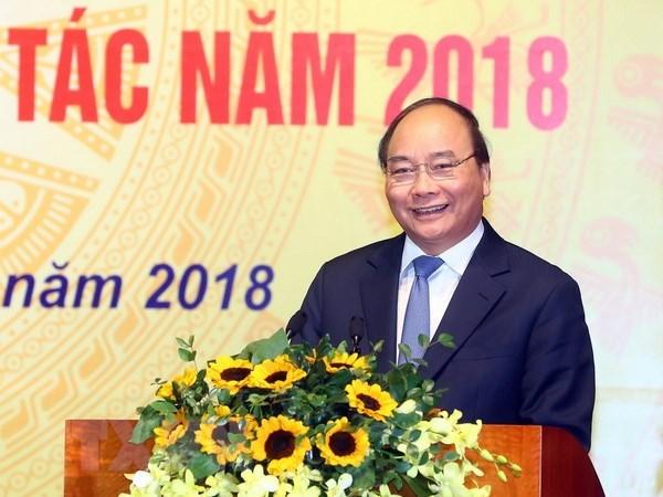 Thu tuong Nguyen Xuan Phuc: Viet Nam doi moi, hoi nhap va phat trien hinh anh 1