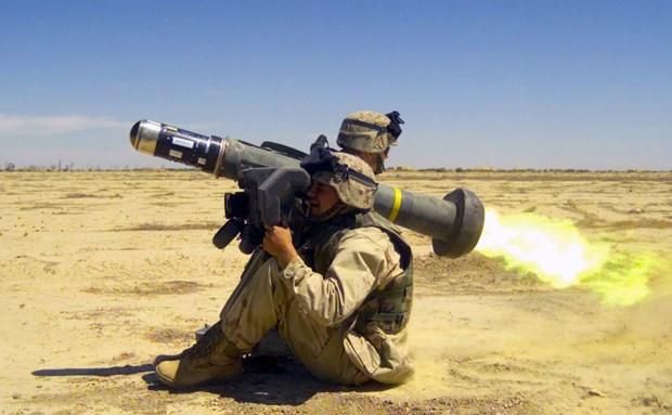 Ukraine mong som nhan duoc he thong ten lua Javelin cua My hinh anh 1