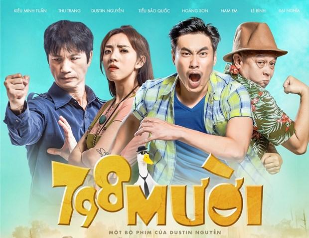 '798Muoi' - Phim Tet dam chat hai Chau Tinh Tri cua Dustin Nguyen hinh anh 1