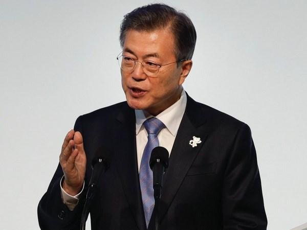 Ong Moon Jae-in: FTA Han Quoc-My la thoa thuan khong cong bang hinh anh 1