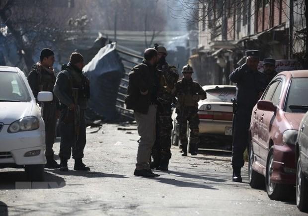 Afghanistan: Danh bom tai Kabul lam it nhat 1 tre em thiet mang hinh anh 1
