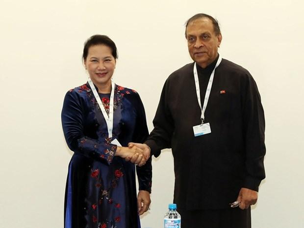 'Viet Nam luon coi trong quan he huu nghi truyen thong voi Sri Lanka' hinh anh 1