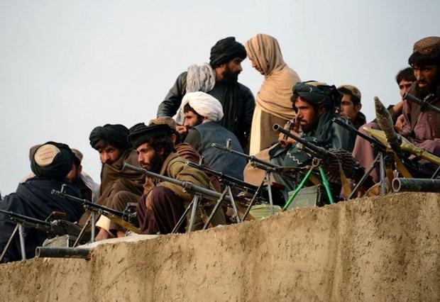 Nga phu nhan viec cung cap vu khi cho luc luong Taliban hinh anh 1