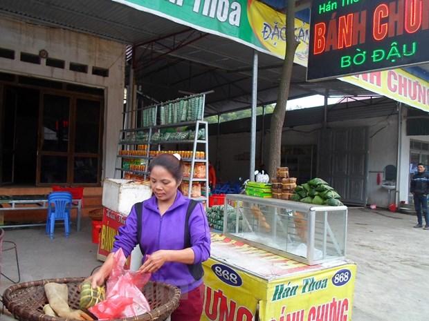 Lang banh chung Bo Dau: Noi luu giu tinh hoa am thuc Viet hinh anh 2