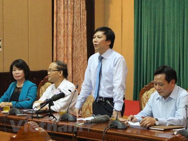 Thanh pho Ha Noi: Dai bieu nu du Dai hoi lan thu XVI chiem 12% hinh anh 1