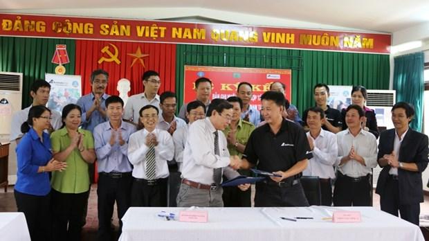 Tinh Dak Lak nhan chuong trinh tai tro 50.000 USD de bao ton voi hinh anh 2