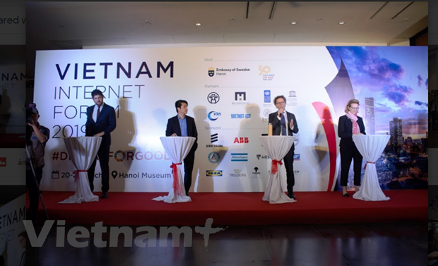 Dien dan Internet Viet Nam 2019: Cong nghe so cho nhung dieu tot dep hinh anh 3