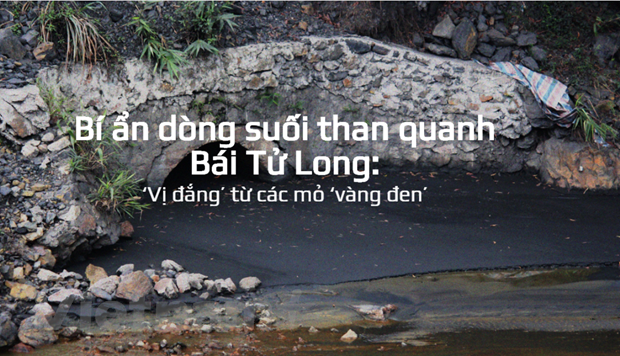 Bai 8: Dong suoi than quanh Bai Tu Long: Vi dang tu cac mo 'vang den' hinh anh 1