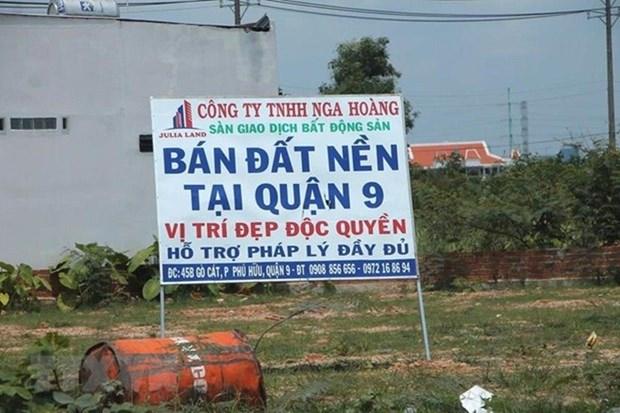Han che du an 'ao' bat dong san: Dia phuong phai cong khai cac du an hinh anh 1