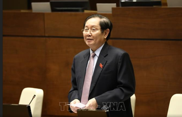 Bo truong Le Vinh Tan: Toi se lam ban tu kiem diem nhan trach nhiem hinh anh 1