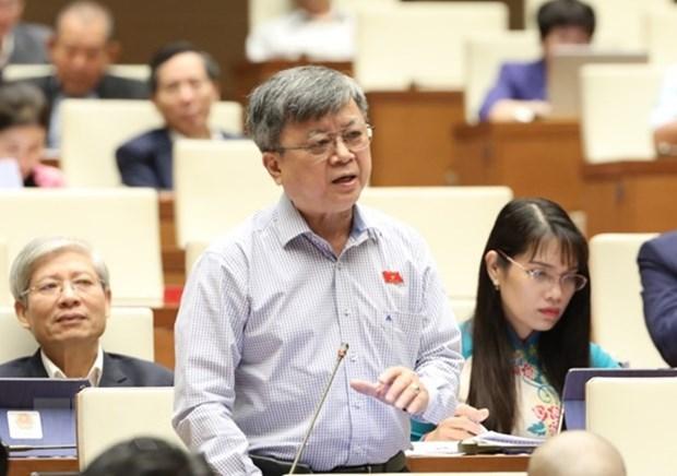 ''Du an Long Thanh phai tao dong luc cho Viet Nam cat canh, vuon cao'' hinh anh 1