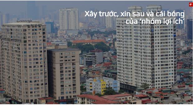 'Loan quy hoach' lam bien dang do thi: Virus can phai loai bo tan goc hinh anh 1