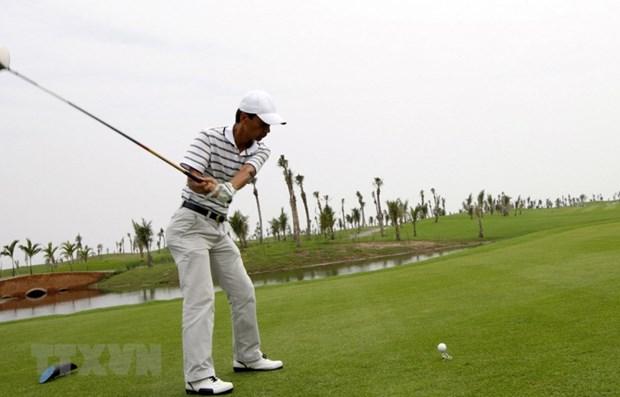 Hang loat sai pham tai du an san tap golf, cong vien Hoang Hoa Tham hinh anh 1