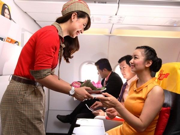 VietjetAir ban ve 120.000 dong tuyen bay Vinh-Da Lat hinh anh 1