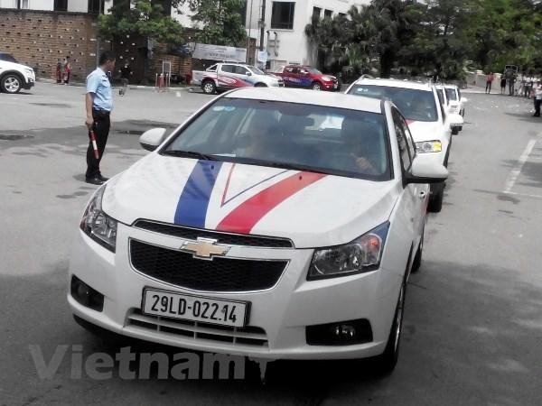 GMV cho khach hang lai thu 5 dong xe Chevrolet duoc ua chuong hinh anh 2