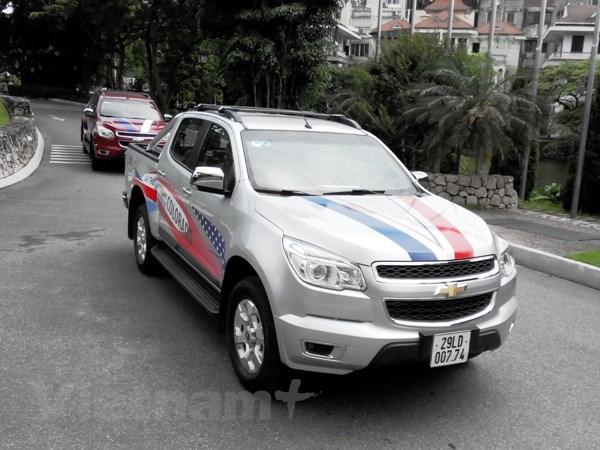 GMV cho khach hang lai thu 5 dong xe Chevrolet duoc ua chuong hinh anh 3