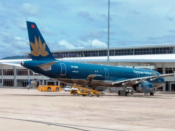 Vietnam Airlines dieu chinh 5 chuyen bay do bao Hagupit hinh anh 1