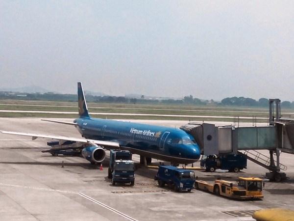 Vietnam Airlines de xuat mua nha ga T1 cua san bay Noi Bai hinh anh 1