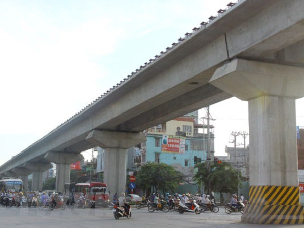 Duong sat tren cao: Tong thau Trung Quoc hua roi khong lam hinh anh 2