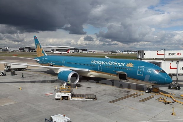 Vietnam Airlines dat loi nhuan 1.400 ty dong trong nam 2015 hinh anh 1