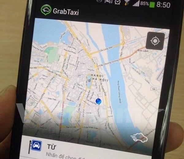 Taxi truyen thong canh tranh Grab,Uber bang ung dung goi xe hinh anh 2