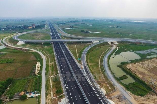 Kien nghi giam 35% phi xe container tren cao toc Ha Noi-Hai Phong hinh anh 1