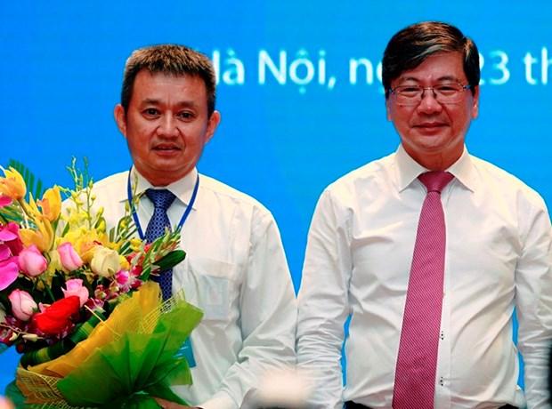 Vietnam Airlines co Chu tich hoi dong quan tri, Tong giam doc moi hinh anh 1